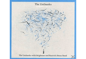 The Unthanks - Diversions Vol. 2: The Unthanks With Brighouse And Rastrick Brass Band [CD]