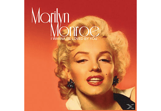 Marilyn Monroe - I Wanna Be Loved By You - (CD)