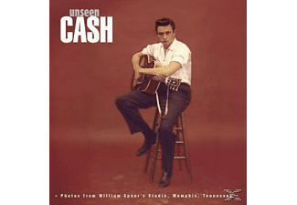 Johnny Cash - Unseen Cash From William Speer's Studio  180gr - (Vinyl)