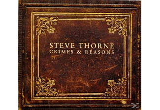 Steve Thorne - Crimes And Reasons - (CD)