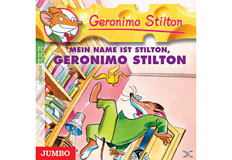 Geronimo Stilton - Mein Name ist Stilton, Geronimo Stilton - (CD)