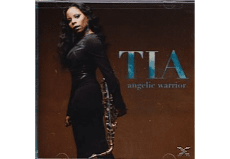 Tia Fuller - Angelic Warrior - (CD)