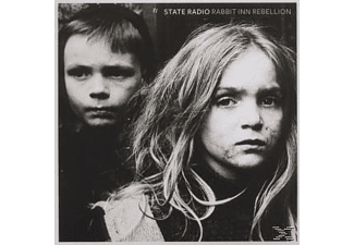 State Radio - Rabbit Inn Rebellion [CD]