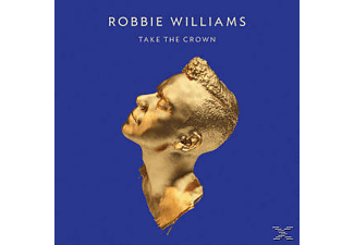 Robbie Williams TAKE THE CROWN Pop CD