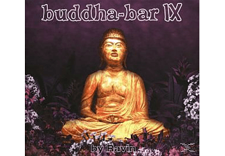 VARIOUS - Buddha Bar Ix - (CD)