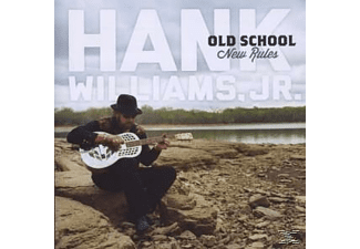 Hank Jr. Williams - Old School New Rules - (CD)