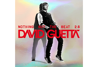 David Guetta NOTHING BUT THE BEAT 2.0 Disco CD