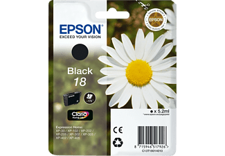 EPSON T180140 XP 202 INK Black