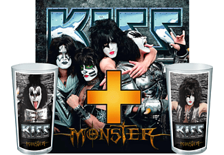 Kiss - MONSTER + BECHER (SATURN ONLINE) [CD]