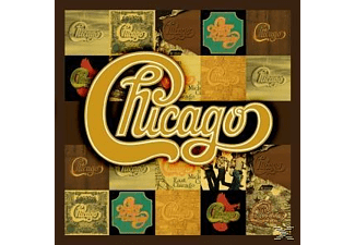 Chicago - The Studio Albums 1969-1978 [CD]