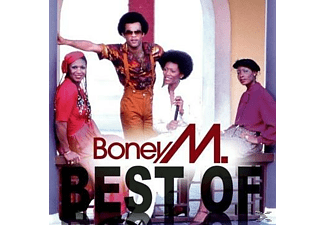 Boney M. - Best Of [CD]