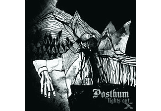 Posthum - Lights Out [CD]