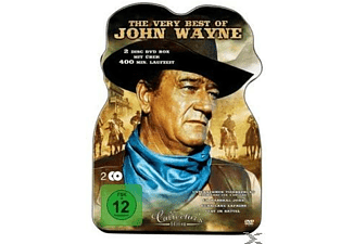 THE VERY BEST OF JOHN WAYNE (SHAPEBOX-EDITION) [DVD]