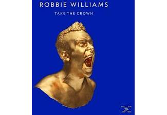 Robbie Williams TAKE THE CROWN (ROAR EDT.) Pop CD