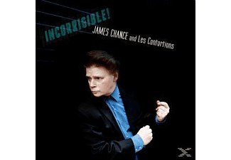 James Chance & The Contortions - Incorrigible! [CD]
