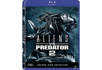 Aliens vs. Predator 2 - (Blu-ray)