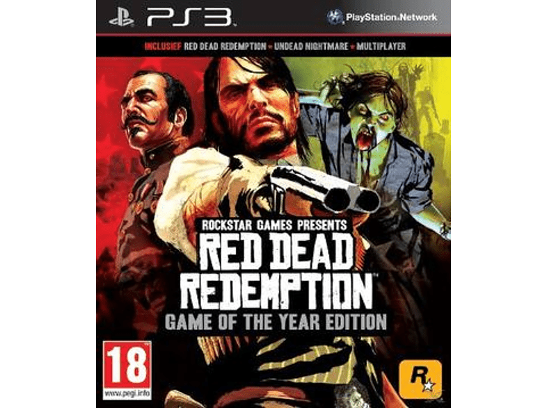 Red Dead Redemption: Game Of The Year Edition Essentials PS3 gaming   offline sony ps3 παιχνίδια ps3 gaming games ps3 games