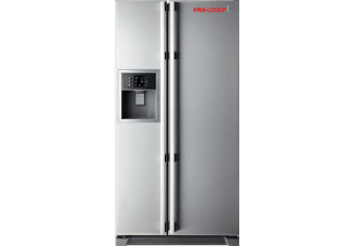 Daewoo Kühlschrank Side By Side : Daewoo fpn u dfci a spektrum a d a aluminium mediamarkt
