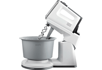 KRUPS Handmixer GN 9061 3 MIX 9000 COMBI WHITE COLLECTION