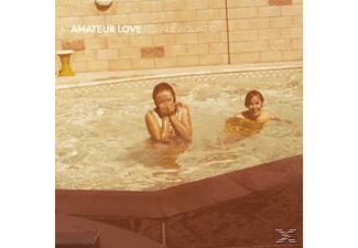 Amateur Love - It's All Aquatic - (Vinyl)