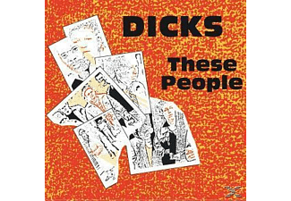 Dicks - These People - (Vinyl)