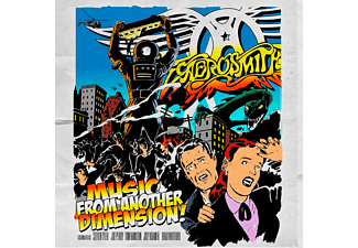 Aerosmith - Music From Another Dimension - (CD)