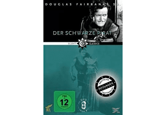 Douglas Fairbanks Serie: Der schwarze Pirat - (DVD)