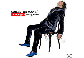 Goran Bregovic, Wedding And Funeral Orchestra - Champagne For Gypsies [CD]