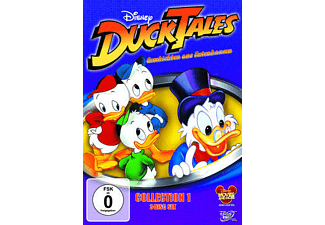 Ducktales - Geschichten aus Entenhausen Collection 1 [DVD]