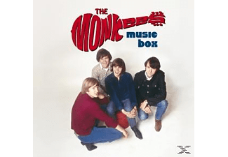 The Monkees - Music Box [CD]