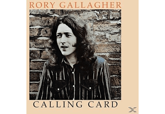 Rory Gallagher - CALLING CARD - (CD)