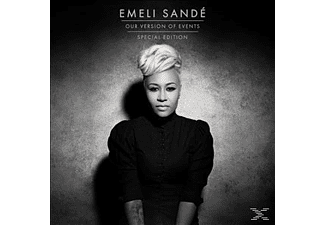 Emeli Sande Our Version Of Events (Special Edition) Black/Soul/R&B/Gospel CD