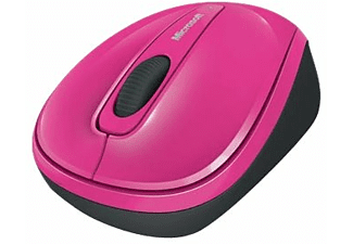 MICROSOFT Wireless Mobile Mouse 3500 - Muis - optisch - 3 knop(pen) - draadloos