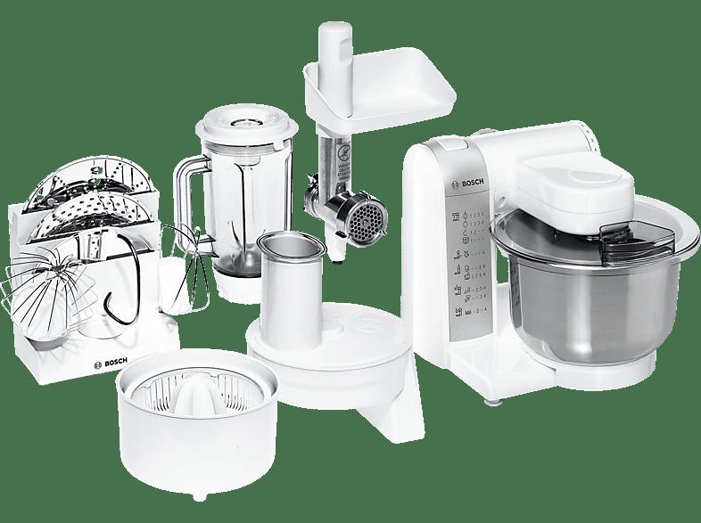 BOSCH Küchenmaschine MUM 4880 - MediaMarkt