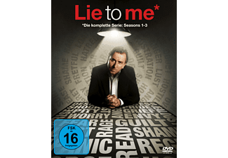 Lie to Me – Die komplette Serie [DVD]
