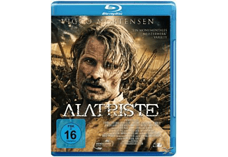 Captain Alatriste - (Blu-ray)