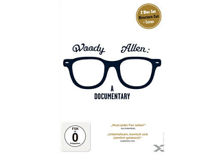 WOODY ALLEN - A DOCUMENTARY - (DVD)