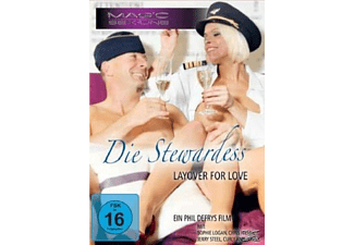 Die Stewardess - Layover for Love - (DVD)