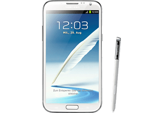 SAMSUNG Galaxy Note II GT-N 7100 16 GB Weiß