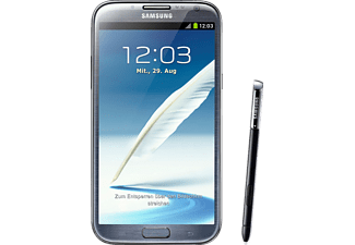 SAMSUNG Galaxy Note II titan-gray GT-N 7100