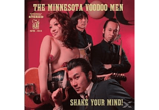 Minnesota Voodoo Men, The Minnesota Voodo Men - Shake Your Mind! - (Vinyl)