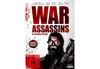 War Assassins: At the End of the Day - (DVD)