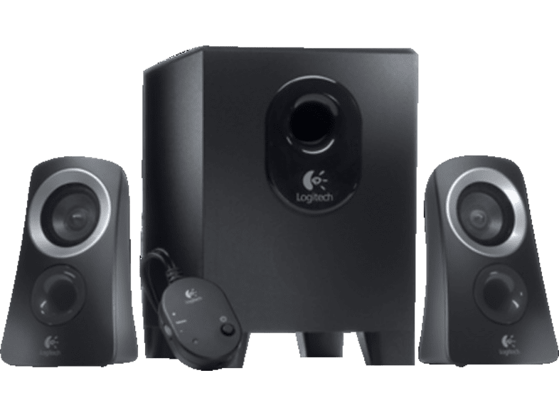 LOGITECH Speaker System Z313 (980-000413) laptop  tablet  computing  περιφερειακά ηχεία smartphones   smartliving smartpho