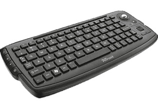 TRUST Compact Wireless Entertainment Keyboard (17925)
