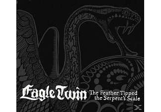 Eagle Twin - The Feather Tipped The Serpent's Scale - (CD)