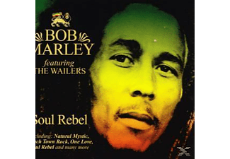 Bob Marley & The Wailers - Soul Rebel [CD]