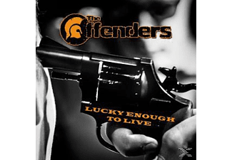 Offenders - Lucky Enough To Live [CD]