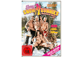 SEXY SNOW BUNNIES - GIRLFRIENDS ON TOUR 2 - (DVD)