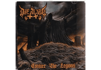 Hard - Conjure The Legions [CD]