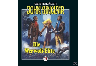 John Sinclair 73: Die Werwolf-Elite - (CD)